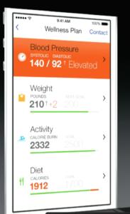 Apple iOS8 Health Kit