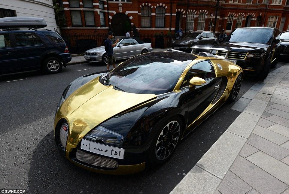 Veyron Supercars Knightsbridge