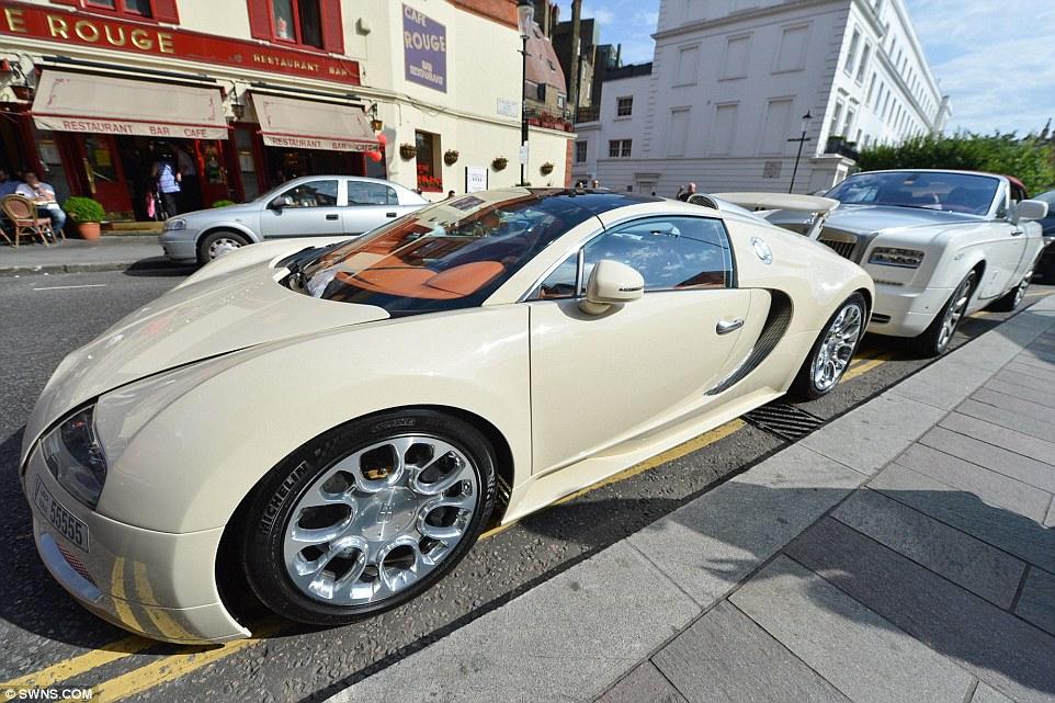 Supercars Knightsbridge